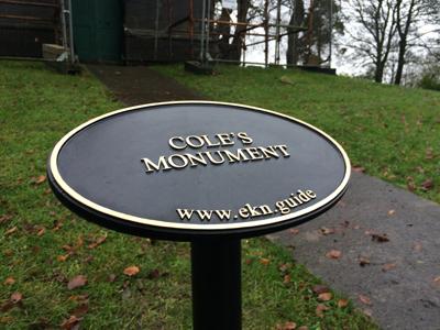 Enniskillen Walking Tour Plaques