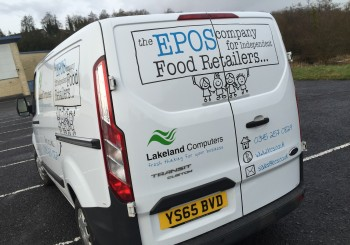 Vehicle Graphics for Lakeland Computers