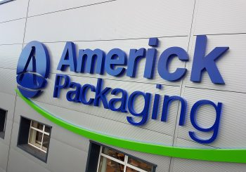 LE Graphics help with Americk Packaging Rebrand